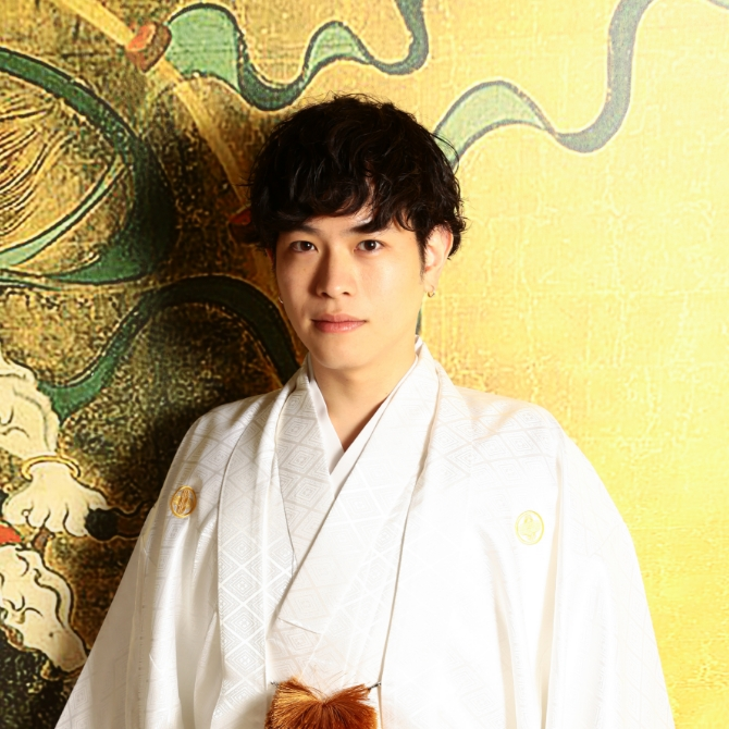 Same-Day Men's Hakama Plan